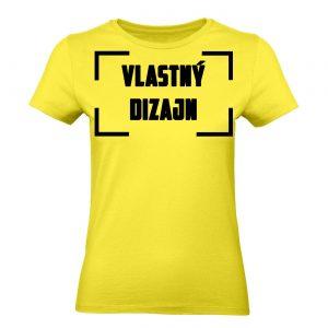Ženské tričko - Vlastný dizajn