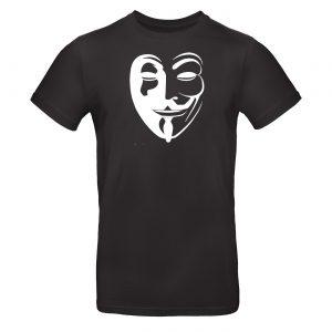 tričko anonymous