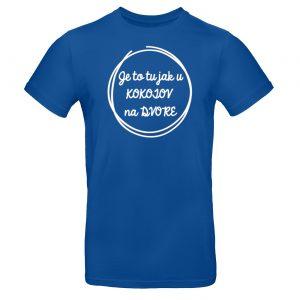 tričko s vtipnou potlačou