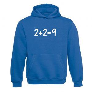 2 + 2 = 9
