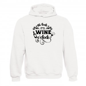 it´s wine time
