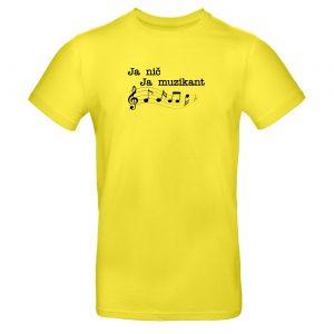 Ja nič, ja muzikant