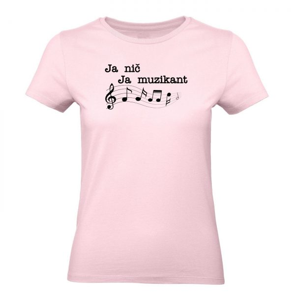 Ja nič ja muzikant