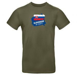 Mužské tričko - Slovensko do toho