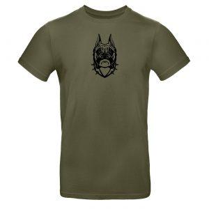 Mužské tričko - Boxer