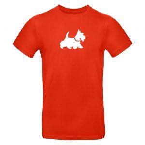 Mužské tričko - Bradáč