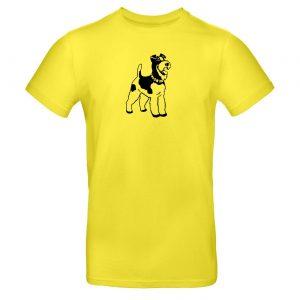 Mužské tričko - Foxteriér