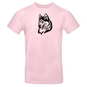 Mužské tričko - Husky