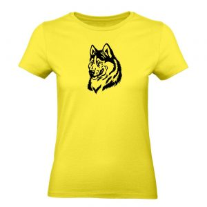 Ženské tričko - Husky
