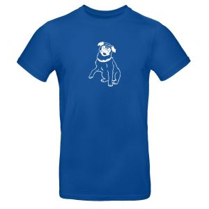 Mužské tričko - Mopslík