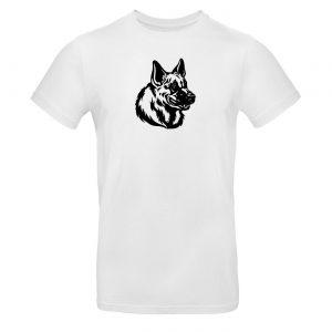 Mužské tričko - Nemecký ovčiak