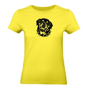 Ženské tričko - Rottweiler