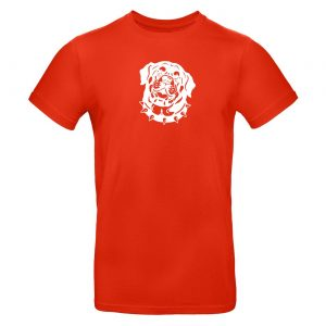 Mužské tričko - Rottweiler