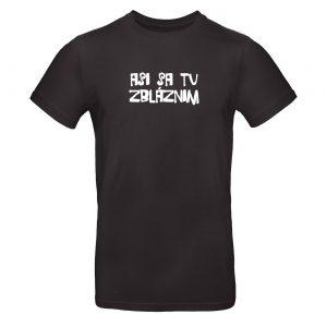 Mužské tričko - Asi sa tu zbláznim