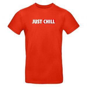 Mužské tričko - Just chill