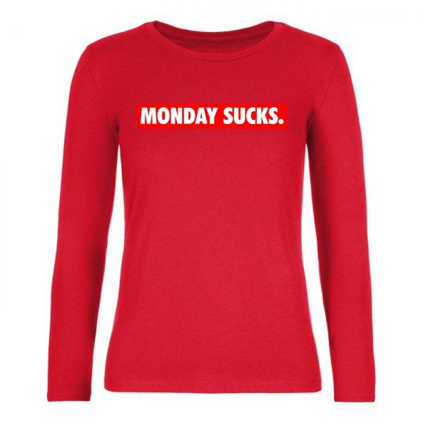 Monday sucks