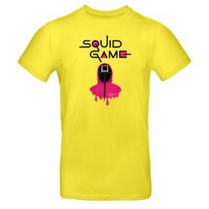Mužské tričko - Squid Game