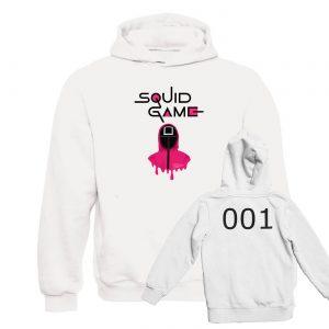 Unisex mikina - Squid Game
